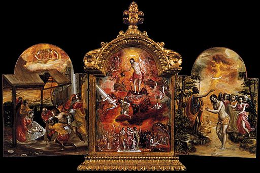 El Greco: The Modena Triptych