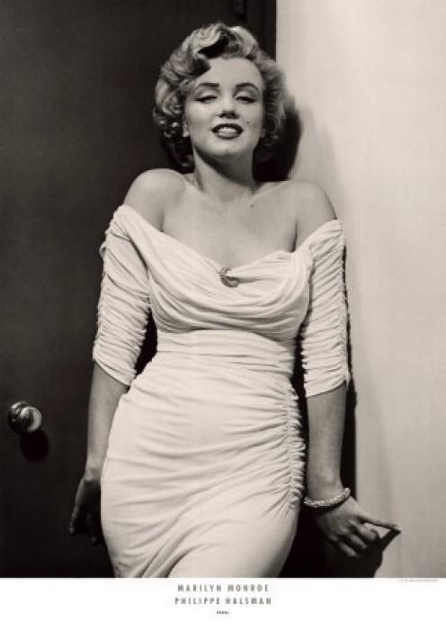 Marilyn was sexy.