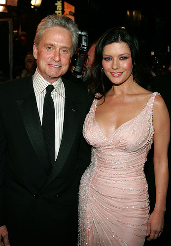 Catherine Zeta Jones is sexy.
