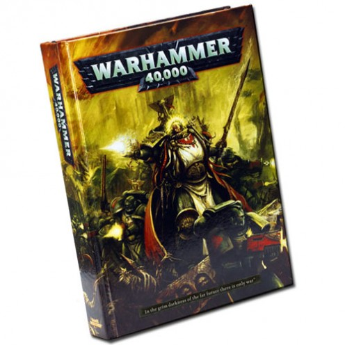 Rule Changes in 6th Edition Warhammer 40k: Pre-Game Setup