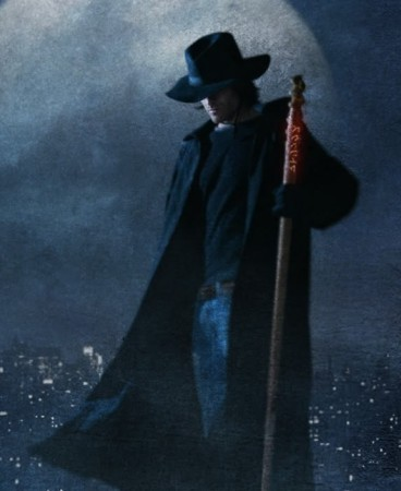 Harry Dresden,. the modern Wizard-Hero of The Dresden Files