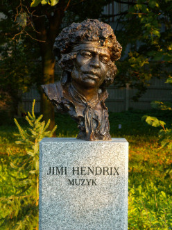 What is your favorite song by Jimi Hendrix?