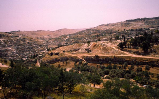 Valley of Hinnom (Hakeldema, Gehenna)