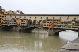 The whole Ponte Vecchio