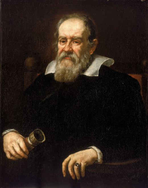 Galileo Galilei : 15 February 1564 – 8 January 1642