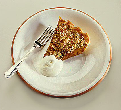 breakfast pumpkin crunch