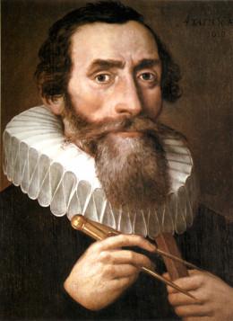 Johannes Kepler : December 27, 1571 – November 15, 1630