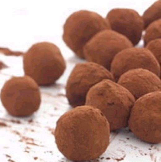 Chocolate Ladoo