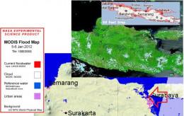 Surakarta and Western java.