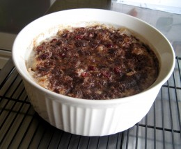I made the recipe below from Living the Gourmet.