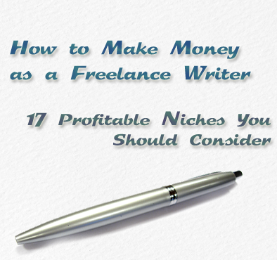 Learn to make money writing