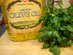 Use olive oil whenever possible; it is good for you.