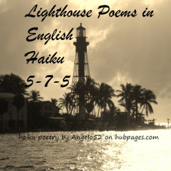 Lighthouse Poems in English Haiku 5-7-5