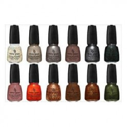 The Hunger Games Nail Polish Collection by China Glaze - Lacquer Colors That Represent The 12  Districts