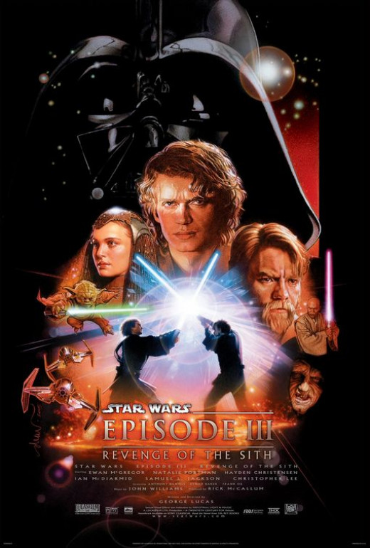 Star Wars: Episode III: Revenge of the Sith Poster