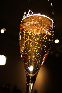 Break out the bubbly! We're celebrating an anniversary!