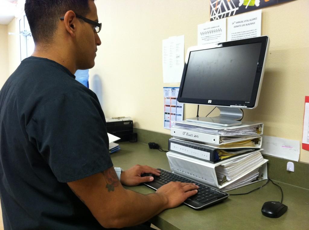 Computer Ergonomics Tips For Desk Workers Hubpages