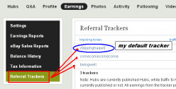 How to Use Hubpages Referral Tracker