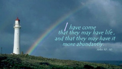 John 10:10: Life More Abundantly