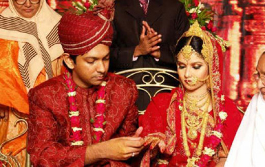 essay about arranged marriage in india
