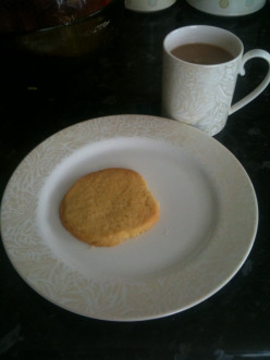 Making Biscuits - Homemade Lemony Biscuits