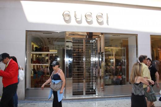 Gucci, need I say more???