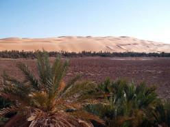 Libya's Fezzan region the Unseen Sahara