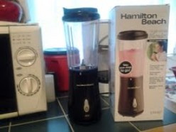 Review On The Hamilton Beach Single - Serve Blender