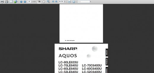 Scroll through the document to make sure the PDF inserted correctly.