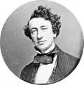 John A. Macdonald, probably circa 1850