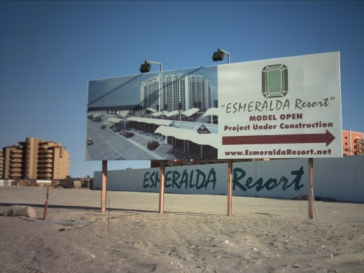 Check their website for the latest news on the Esmeralda Resort.