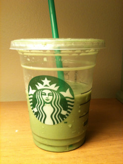 Starbucks green tea latte recipe?
