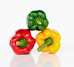 Peppers are delicious, sweet and healthy.