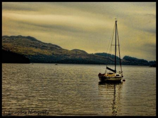Loch Luss - Scotland