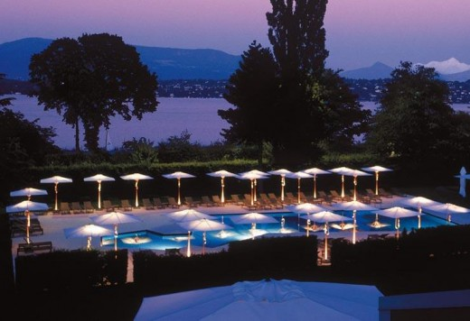 Top 10 Most Relaxing Spas in the World - La Reserve Genève