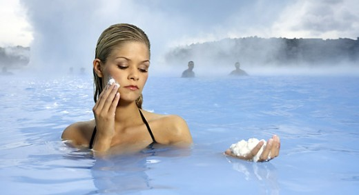 Top 10 Most Relaxing Spas in the World - Blue Lagoon