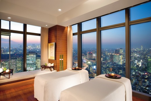 Top 10 Most Relaxing Spas in the World - Mandarin Oriental, Tokyo