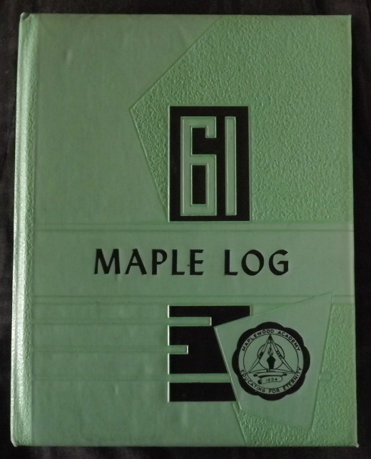 Maple Log, 1961; Maplewood Academy in Hutchinson, Minnesota