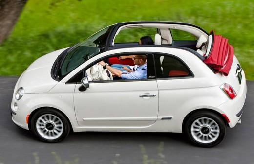 "Fiat 500 - a ""Cabrio-Coach"""
