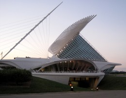 The Milwaukee Art Museum hosts a number of Museum After Dark events from 5:00 p.m  to midnight on Fridays.  This is an easy event to attend when you don't have children.