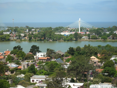 Bridge of the Americas, Uruguay