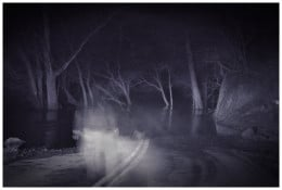 Apparition at Ramsey Road Flood