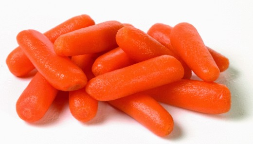 Baby Carrots make great Crock Pot ingredients.