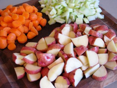 Almost any kind of vegetable will work in stew. Learn to be creative and try to have fun while preparing your Crock Pot meals.