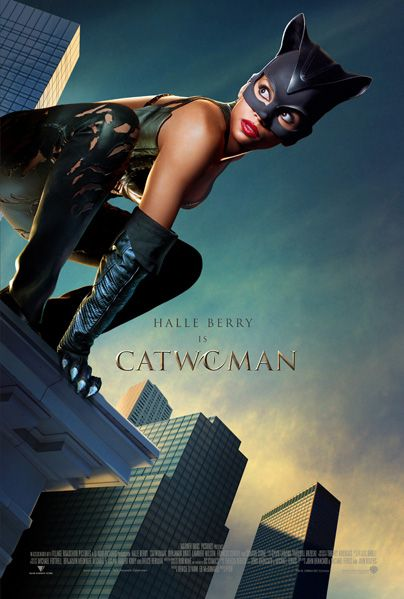 Catwoman Poster #2