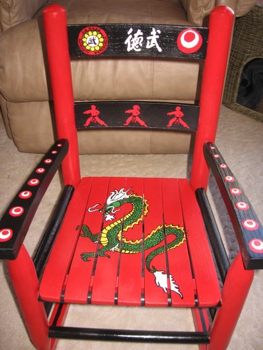 Dojo Chair