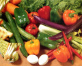 Spring, Summer and Fall Vegetables and Fruits