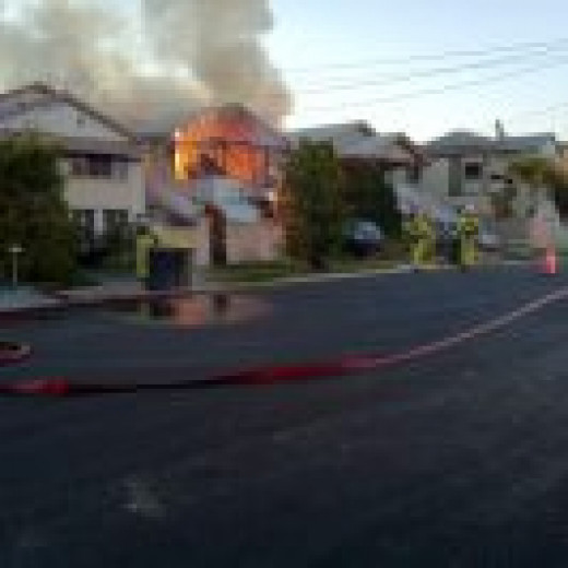 This is another photo of the same house in Greenslopes, South Brisbane Qld. taken from my daughter Maria from another angle.
