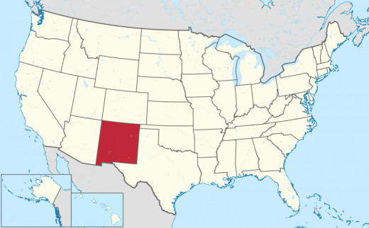 New Mexico - 47th State in the Union [2]