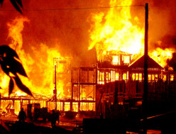 Ethics in Arson and Terrorism Cases